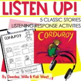 Listening Center: Listen UP!  Classics