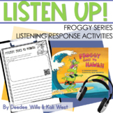 Listening Center: Listen UP!    Froggy Books (for Distance Learning)
