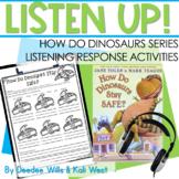 Listening Center: Listen UP! How Do Dinosaurs ... (for Dis