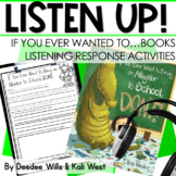 Listening Center: Listen UP!  | If You Ever Wanted Series