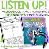 Listening Center: Listen UP!  | Misunderstood Shark & Moth