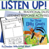 Listening Center: Listen UP!  | Traditional Tales