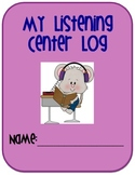 Listening Center Log