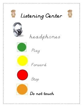 Listening Center Pack
