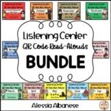 Listening Center QR Code Read-Alouds - BUNDLE