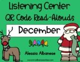 Listening Center QR Code Read-Alouds - December