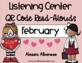 Listening Center QR Code Read-Alouds - February
