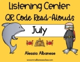 Listening Center QR Code Read-Alouds - July