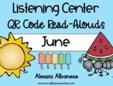 Listening Center QR Code Read-Alouds - June