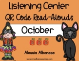 Listening Center QR Code Read-Alouds - October