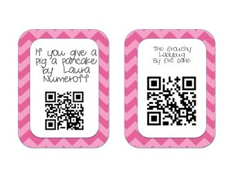 Listening Center QR Codes