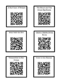 Listening Center QR Codes-ENGLISH