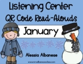 Listening Center QR Code Read-Alouds - January