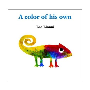 Listening Center (Read Aloud): A Color of His Own