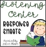 Listening Center Reader-Response Sheets