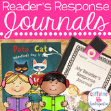Reader's Response Journal - For Listening Center and Compr