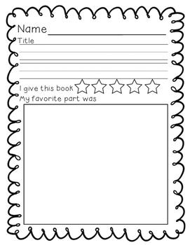 Listening Center Report Form