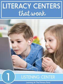 Listening Center Supplementary Materials for First Grade