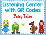 Listening Center with QR Codes {Fairy Tales}