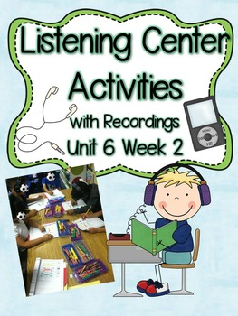Listening Centers & Recordings (aw, au, all words & sight