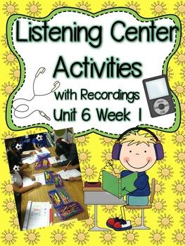Listening Centers & Recordings (oo, ew,& ue words & sight words) Unit 6 Week 1