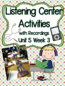 Listening Centers & Recordings (or, oar, ore words & sight