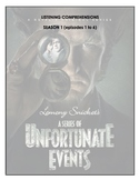 Listening Comprehension - A Series of Unfortunate Events (