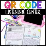 Listening Comprehension Activities - QR Codes