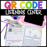 Listening Comprehension Activities - QR Codes