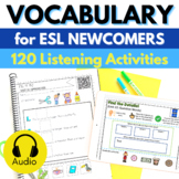 Listening Comprehension Activities for ELL Newcomers {Growing Bundle}