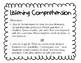 Listening Comprehension Activity