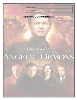 Listening Comprehension - Angels and Demons