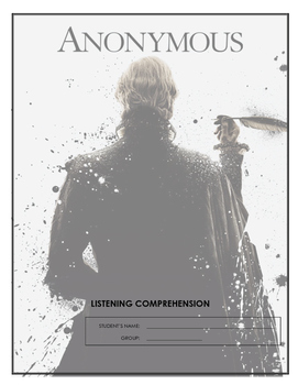 Listening Comprehension - Anonymous