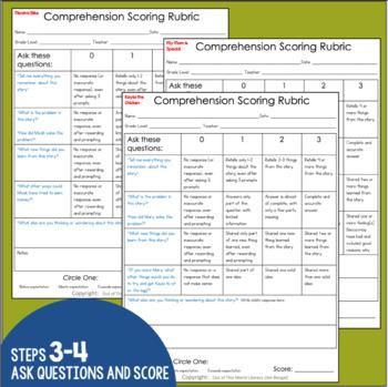 Listening Comprehension Assessments