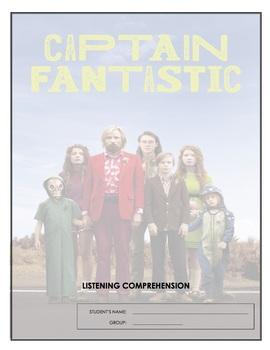 Listening Comprehension - Capain Fantastic
