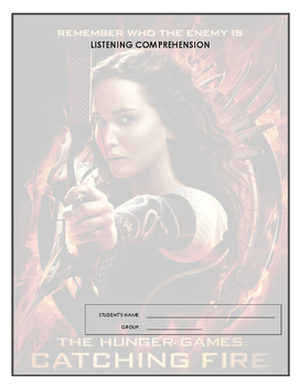 Listening Comprehension - Catching Fire