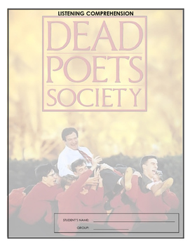 Listening Comprehension - Dead Poets Society
