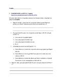 Listening Comprehension Exam 1