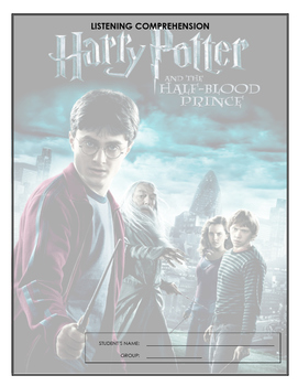 Listening Comprehension - Harry Potter and the Half-Blood Prince