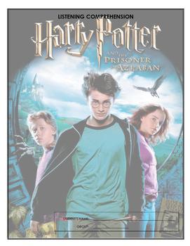 Listening Comprehension - Harry Potter and the Prisoner of Azkaban