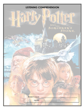 Listening Comprehension - Harry Potter and the Sorcerer's Stone