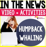 Listening Comprehension Humpback Whaling Extinct Ocean Animals