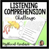 Listening Comprehension | Middle School Speech Therapy