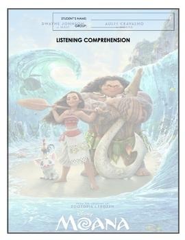 Listening Comprehension - Moana