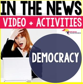 Listening Comprehension News Story Democracy