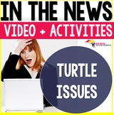 Listening Comprehension News Story Turtle Issues