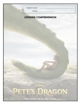 Listening Comprehension - Pete's Dragon (2016)