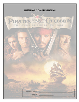 Listening Comprehension - Pirates of the Caribbean