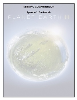 Listening Comprehension - Planet Earth 2 (episode 1)