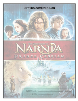 Listening Comprehension - Prince Caspian